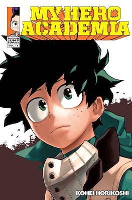 My Hero Academia (Paperback) #15