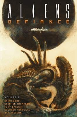 Aliens Defiance (Softcover 160 pp) #2