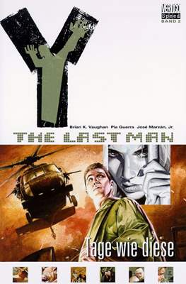 Y: The Last Man (Softcover) #2