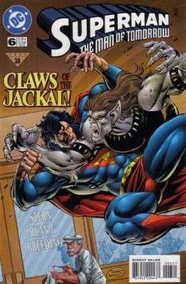 Superman The Man of Tomorrow Vol. 1 #6