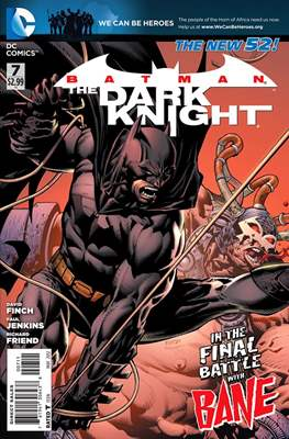 Batman: The Dark Knight Vol. 2 (2012-2015) #7