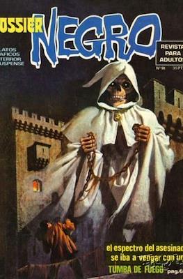 Dossier Negro (Rústica y grapa [1968 - 1988]) #91