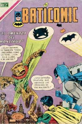 Batman - Baticomic (Rústica-grapa) #30