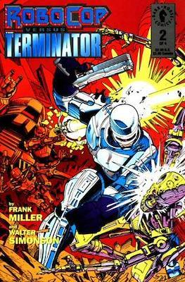 Robocop versus Terminator (Comic Book) #2