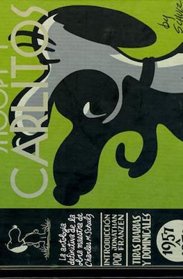 Snoopy y Carlitos. Biblioteca Grandes del Cómic (Cartoné 350 pp) #4