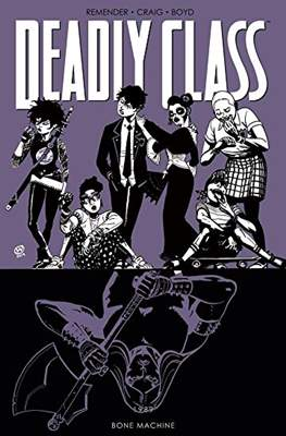 Deadly Class (Digital Collected) #9