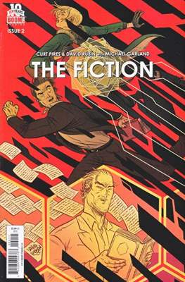 The Fiction (Comic Book) #2