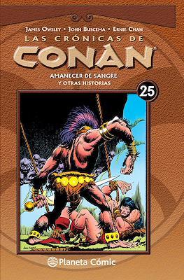 Las Crónicas de Conan (Cartoné 240 pp) #25