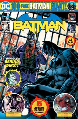 Batman DC 100-Page Giant (Softcover 100 pp) #3