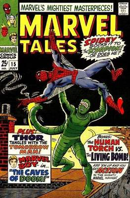 Marvel Tales (Comic Book) #15