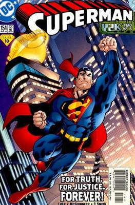 Superman Vol. 2 (1987-2006) (Comic Book) #154
