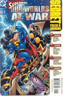 Superman: Our Worlds at War Secret Files and Origins