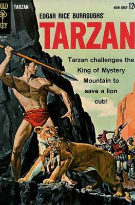 Tarzan (Comic-book) #136
