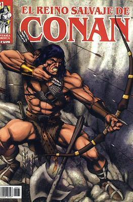 El Reino Salvaje de Conan (Grapa 48-80 pp) #31