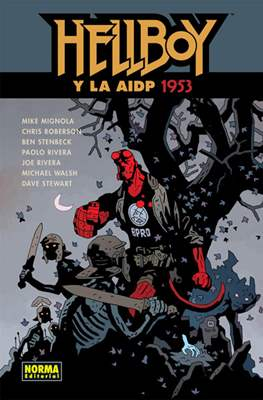 Hellboy (Cartoné) #20