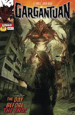 Gargantuan (Comic Book) #0