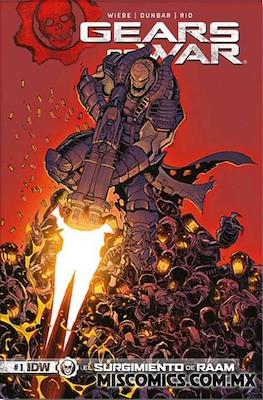 Gears of War (Portada Variante) #1.1