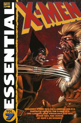 Essential X-Men (1999) (Softcover) #7