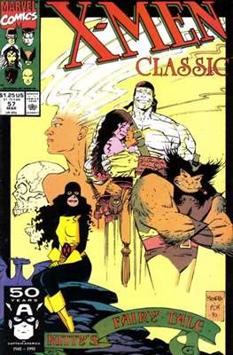 Classic X-Men / X-Men Classic #57