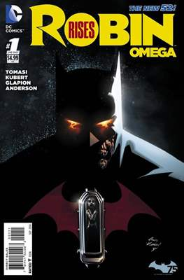 Robin Rises Omega (2014)