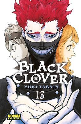 Black Clover (Rústica) #13