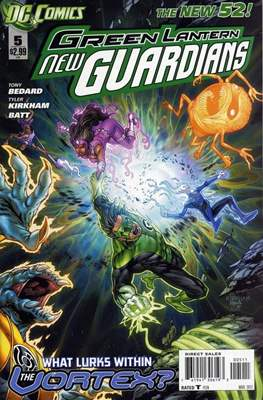 Green Lantern New Guardians (2011-2015) #5