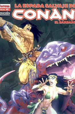 La Espada Salvaje de Conan el Bárbaro. Edición coleccionistas (Rústica 64 pp) #40