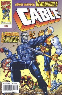 Cable Vol. 2 (1996-2000) (Grapa 24 pp) #48