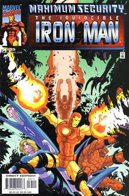 Iron Man Vol. 3 (1998-2004) (Comic-book) #35
