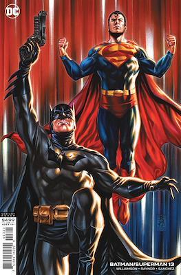 Batman / Superman (2019 -Variant Cover) #13