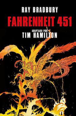 Fahrenheit 451 (Cartoné 160 pp) #