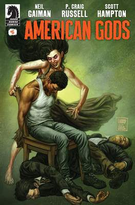 American Gods - Shadows #6