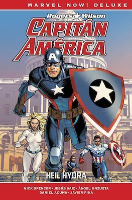 Capitán América de Nick Spencer. Marvel Now! Deluxe #2