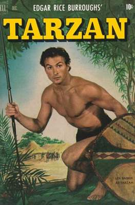 Tarzan (Comic-book) #27