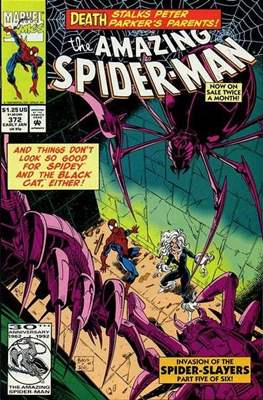 The Amazing Spider-Man Vol. 1 (1963-1998) (Comic-book) #372