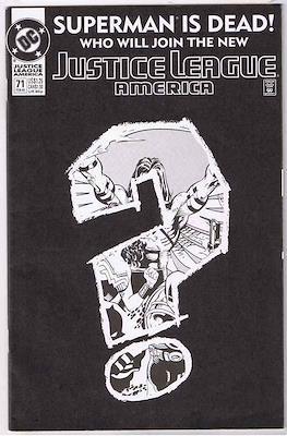 Justice League / Justice League International / Justice League America (1987-1996) (Comic-Book) #71
