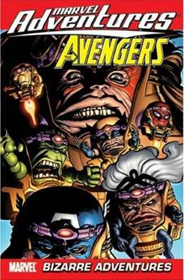 Marvel Adventures The Avengers (Trade Paperback) #3
