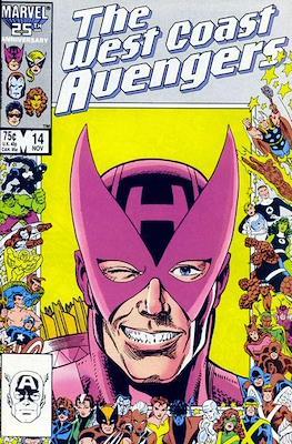West Coast Avengers Vol. 2 (Comic-book. 1985 -1989) #14