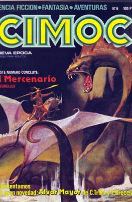 Cimoc #6