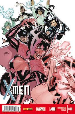 X-Men Vol. 4 / X-Men presenta (2011-2016) (Grapa 24 pp) #48