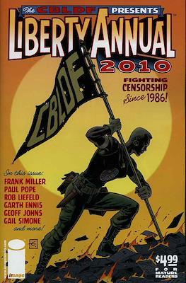 THe CBLDF Presents: Liberty Annual 2010