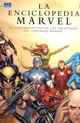 La Enciclopedia Marvel: La guía definitiva de los personajes del Universo Marvel