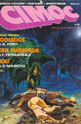 Cimoc vol 1 (Revista grapa (1979)) #10