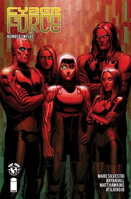 Cyberforce (2018-) (Comic book) #12