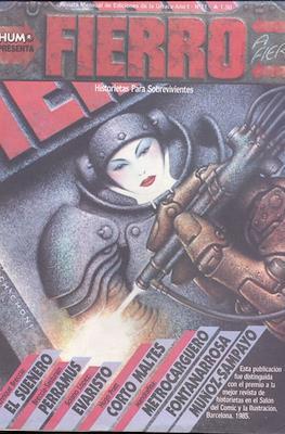 Fierro (Grapa (1984-1992) Primera época) #11
