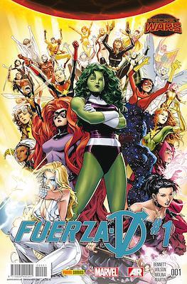 Fuerza-V (2015-2017) (Grapa) #1