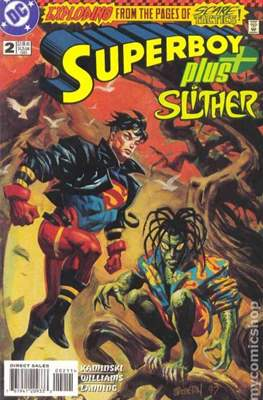 Superboy Plus (Grapa) #2