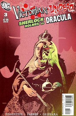 Victorian Undead: Sherlock Holmes vs. Dracula (Comic Book) #3