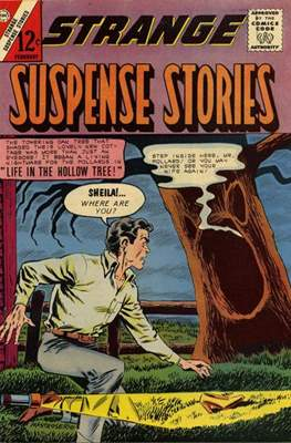 Strange Suspense Stories Vol. 2 (Saddle-stitched) #63