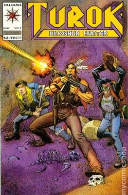 Turok: Dinosaur Hunter (1993-1996) (Grapa) #5